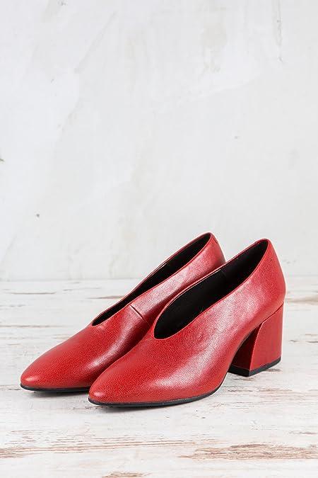 ea43a8ceb9df Vagabond Damen Olivia Business Pumps Rot Gr. 37  Amazon.de  Schuhe    Handtaschen
