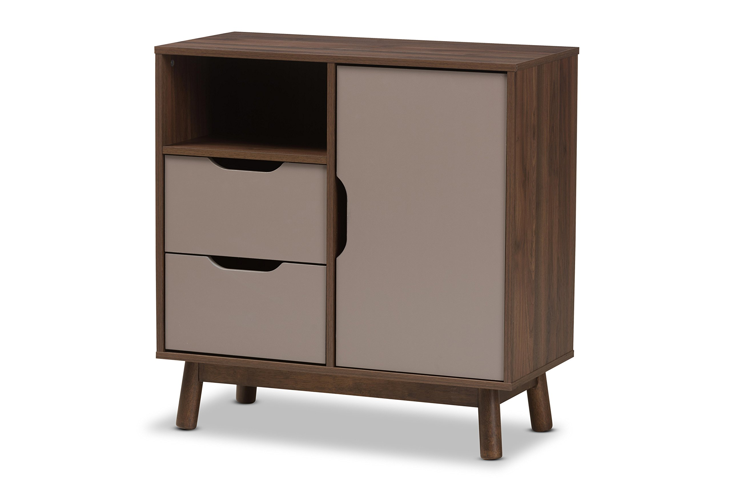 Baxton Studio 424-7992-AMZ Bethel Two-Tone Finished Wood Sideboard