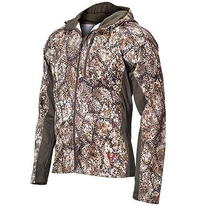 5a981e43c4be3 Amazon.com: Badlands Men's Flex Full Zip Hoodie: Sports & Outdoors