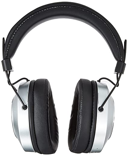 Pioneer SE-MS7BT-S - Auriculares de Tipo Diadema (Bluetooth, Hires, Power Bass, NFC), Color Plata: Amazon.es: Electrónica