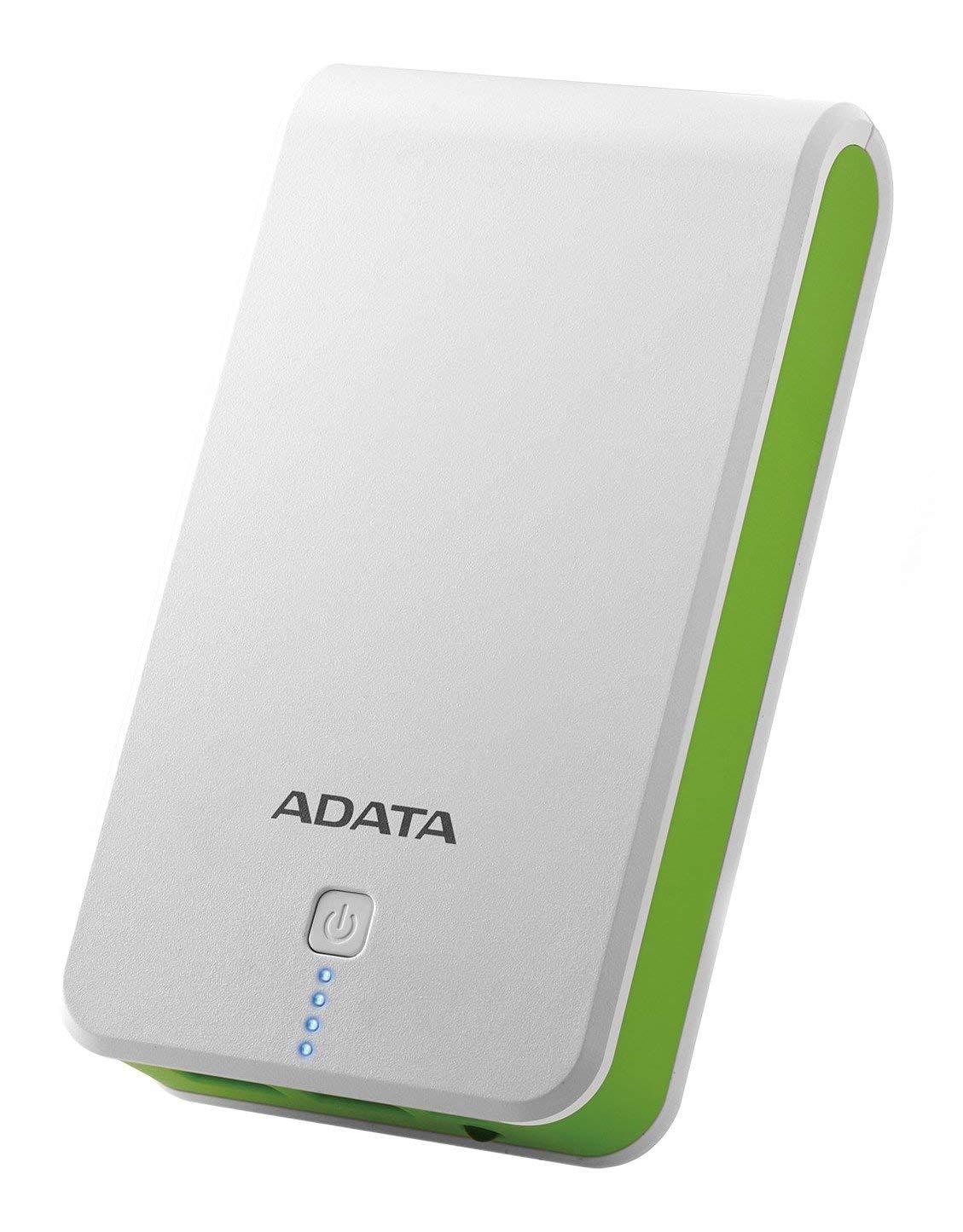 Amazon.com: ADATA p20100 20100 mAh de gran capacidad doble ...