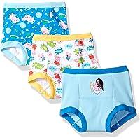 Peppa Pig Boys BTP6028 3-Pack Peppa Boy Training Pant Underwear - Multi