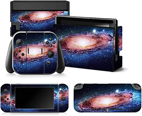 Nintendo Switch Skin calcomanía sticker Etiqueta Pegatina para Nintendo Switch (Console & Joy-con & Dock & Grip): Amazon.es: Videojuegos