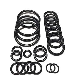 Cooling system radiator hose O ring set For BMW E60N N54 Engine