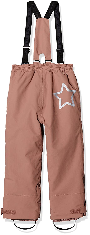 En Fant View Ski Pants, Pantaloni da Neve Bambina Rosa (Burlwood) 18 Mesi UTOFT KIDS GROUP A/S 90107