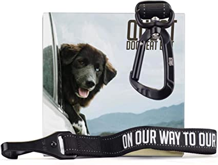Pet Cat Dog Safety Seat Belt Adjustable for Car Heavy Duty Harness Leash New