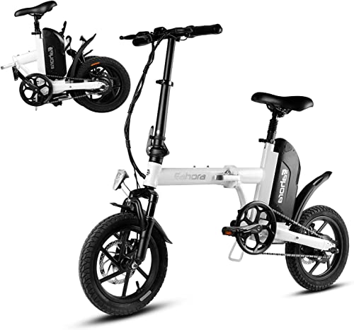 Eahora X3 350W Folding Electric Bike
