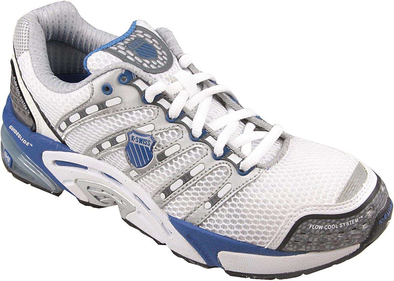 Zapatillas Running K-Swiss Konesic para Hombre (Blanco): Amazon.es: Zapatos y complementos