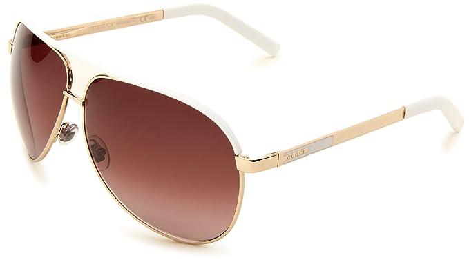 67a49baa2cae Gucci Sunglasses GG 1827/S 0BNC Gold: Amazon.ca: Watches