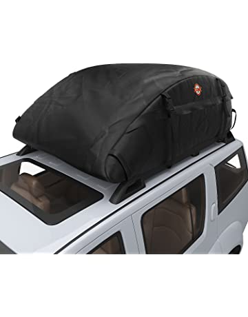de97f9884d Waterproof Car Top Carrier- Roof Cargo Bag Box Easy to Install Soft Rooftop  Luggage Carriers