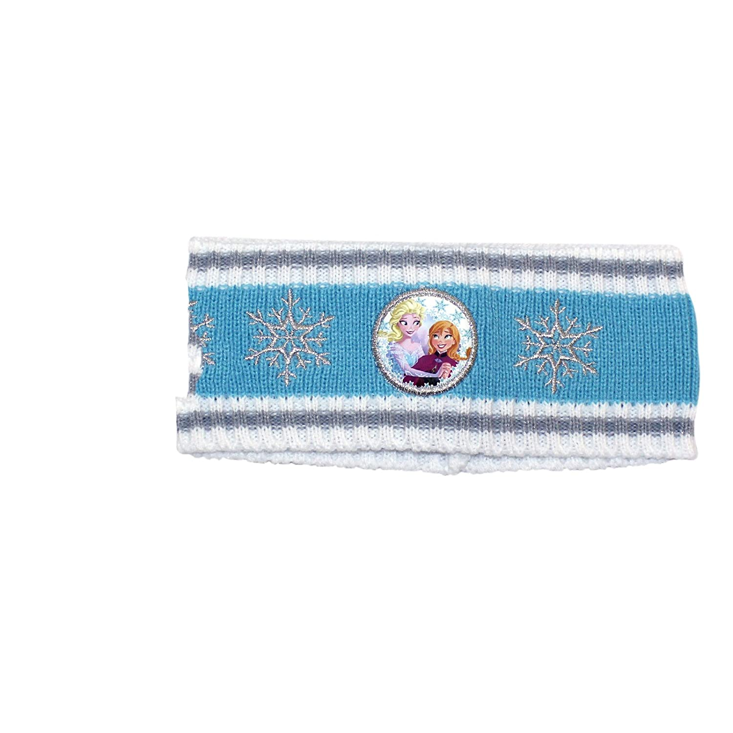Official Licensed Disney Girls Frozen Winter Headband Anna And Elsa Age 8-12 Years