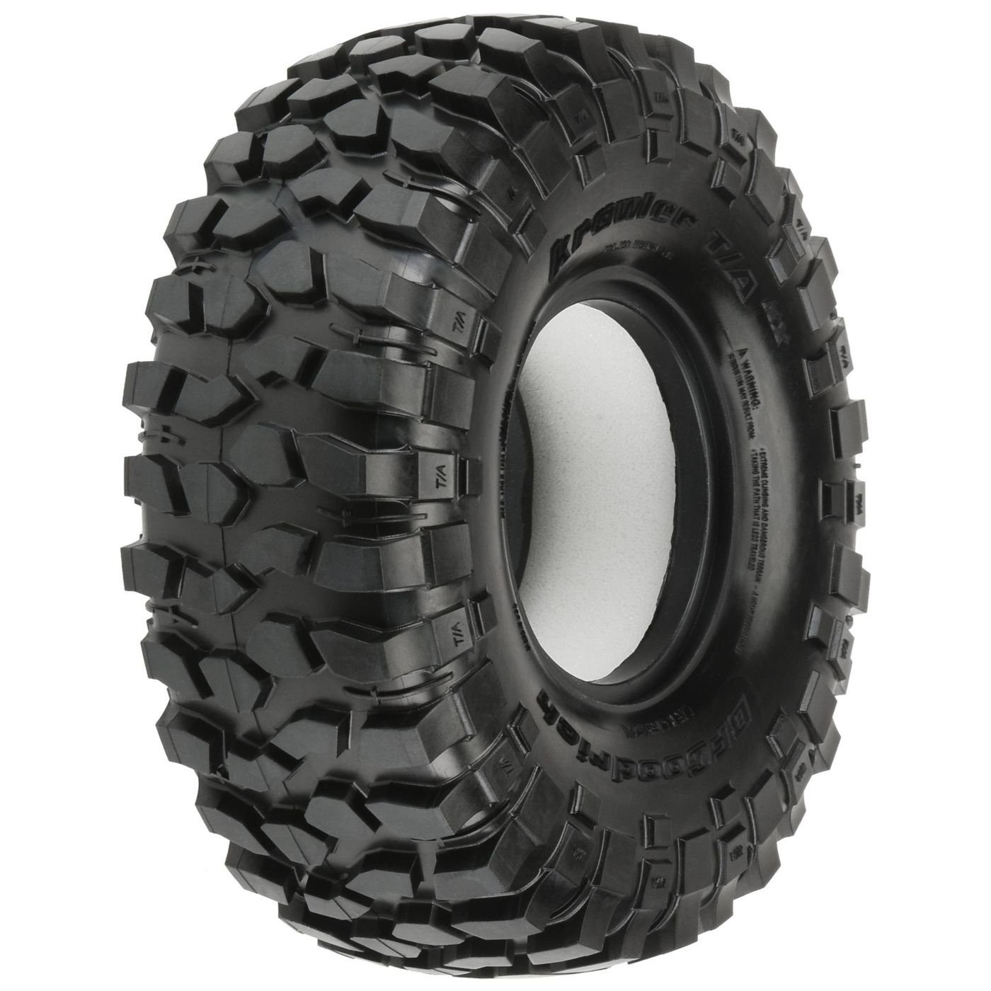 Bf Goodrich Truck Tires >> Bfgoodrich Krawler T A Kx 1 9 G8 Rock Terrain Truck Tires 2 1013614