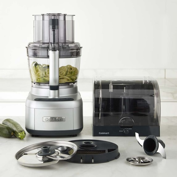 Cuisinart Elemental 13 Cup Food Processor with Spiralizer & Dicer | Williams-Sonoma