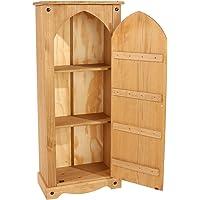 Armario genérico de madera de pino para dormitorio
