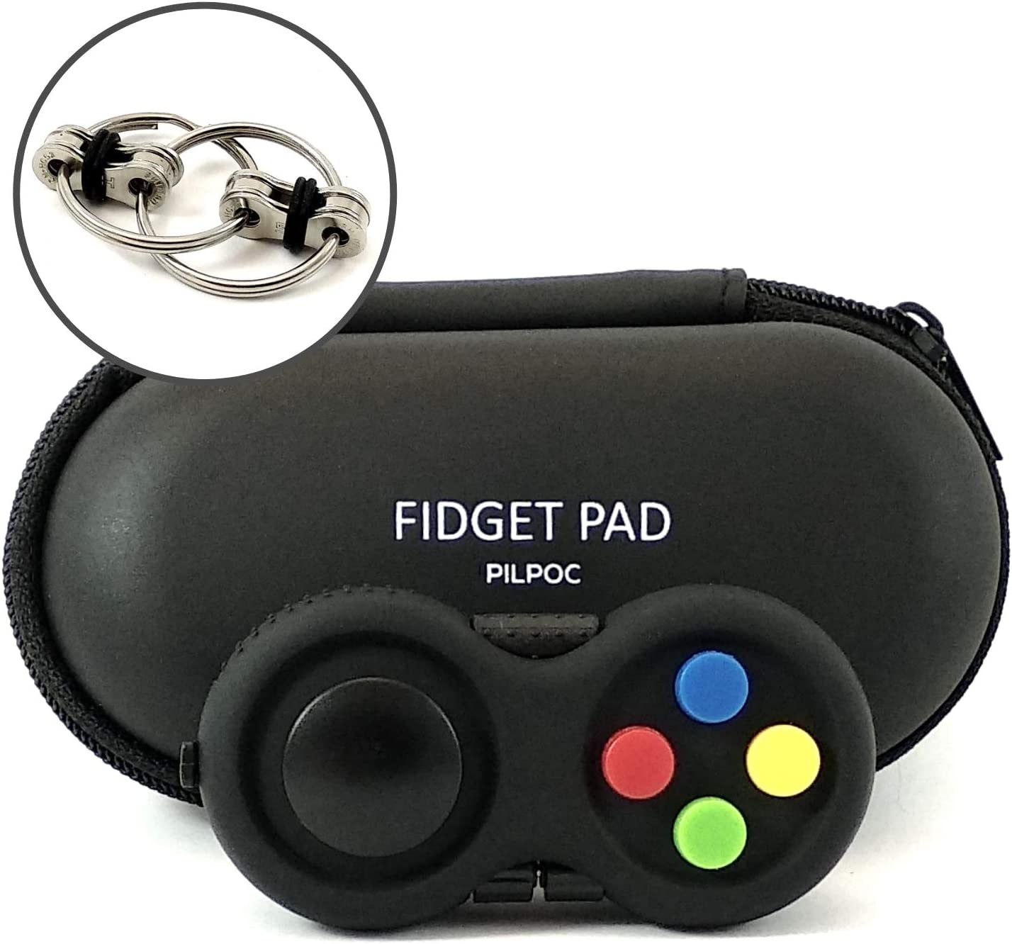 Pilpoc-Fidget-Controller-Pad-Cube /
