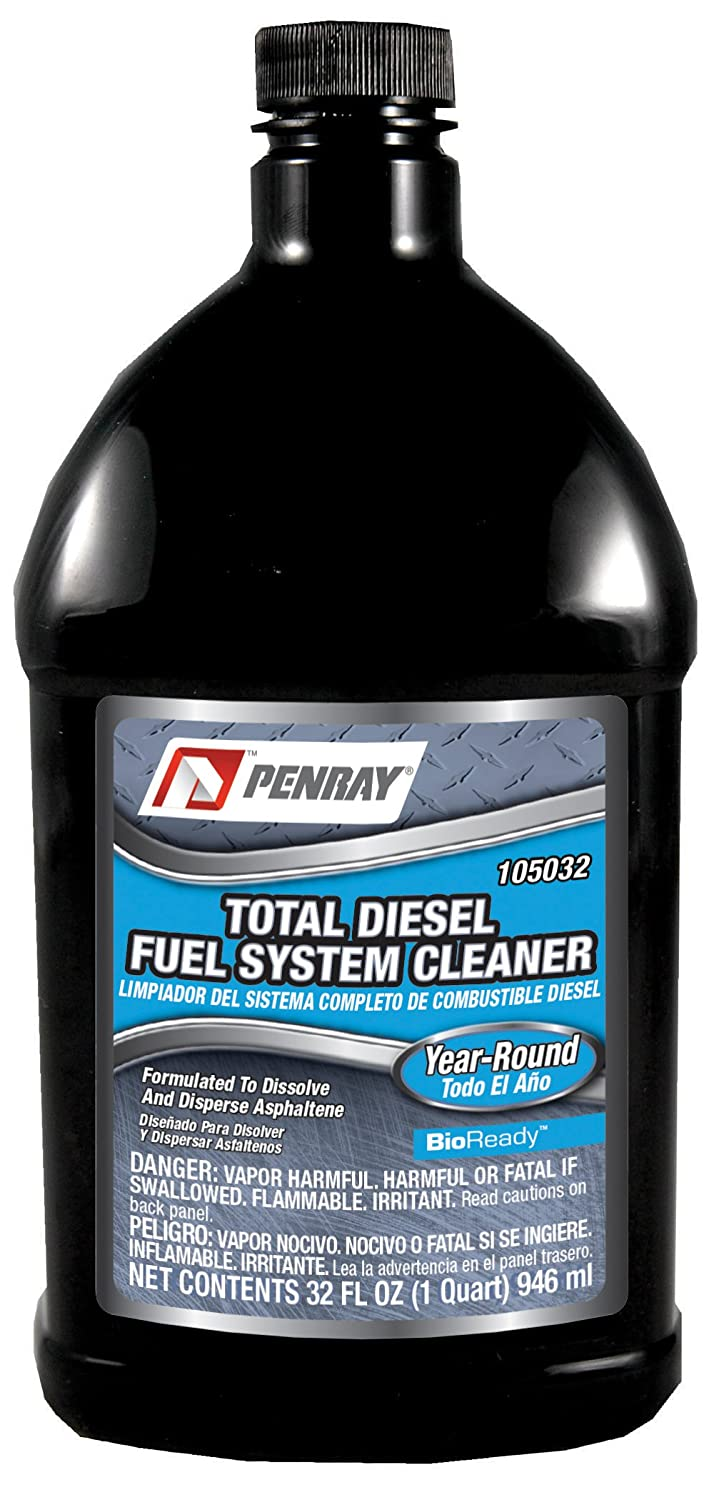 Penray 105032 Total Diesel Fuel System Cleaner - 32-Ounce Bottle