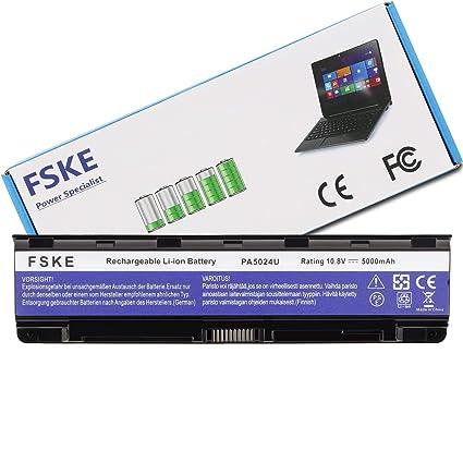 FSKE PA5024U-1BRS PABAS260 Batería para Toshiba Satellite Pro L850 C850 Notebook Battery, 10.8