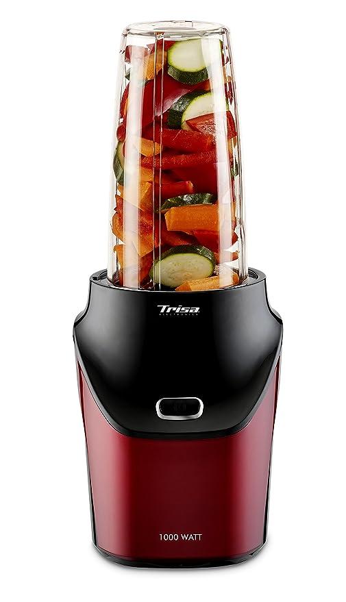 Trisa Electronics Energy Boost Nutri licuadora 0,4 l, 1000 W ...