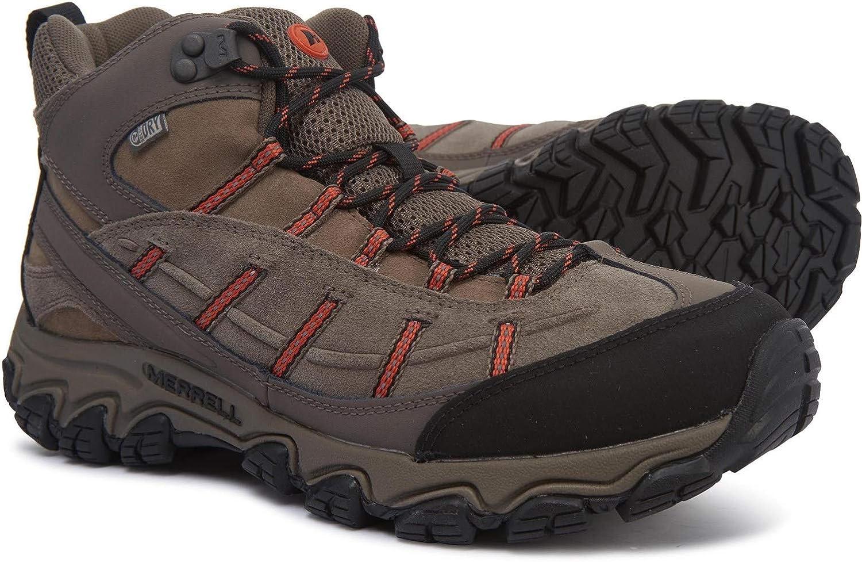 Merrell Men s Terramorph Mid WP Hiking Boots