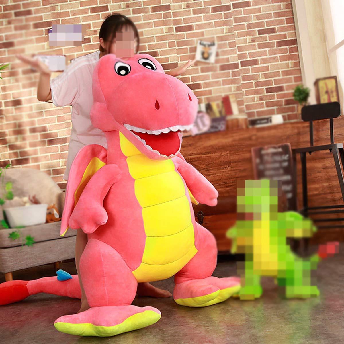 Pink 55cm Juguete De Felpa Suave Lindo Simulación Ptepinkurs Dormir Almohadas Niños Y Niñas Regalos De Vacaciones Regalos De Cumpleaños