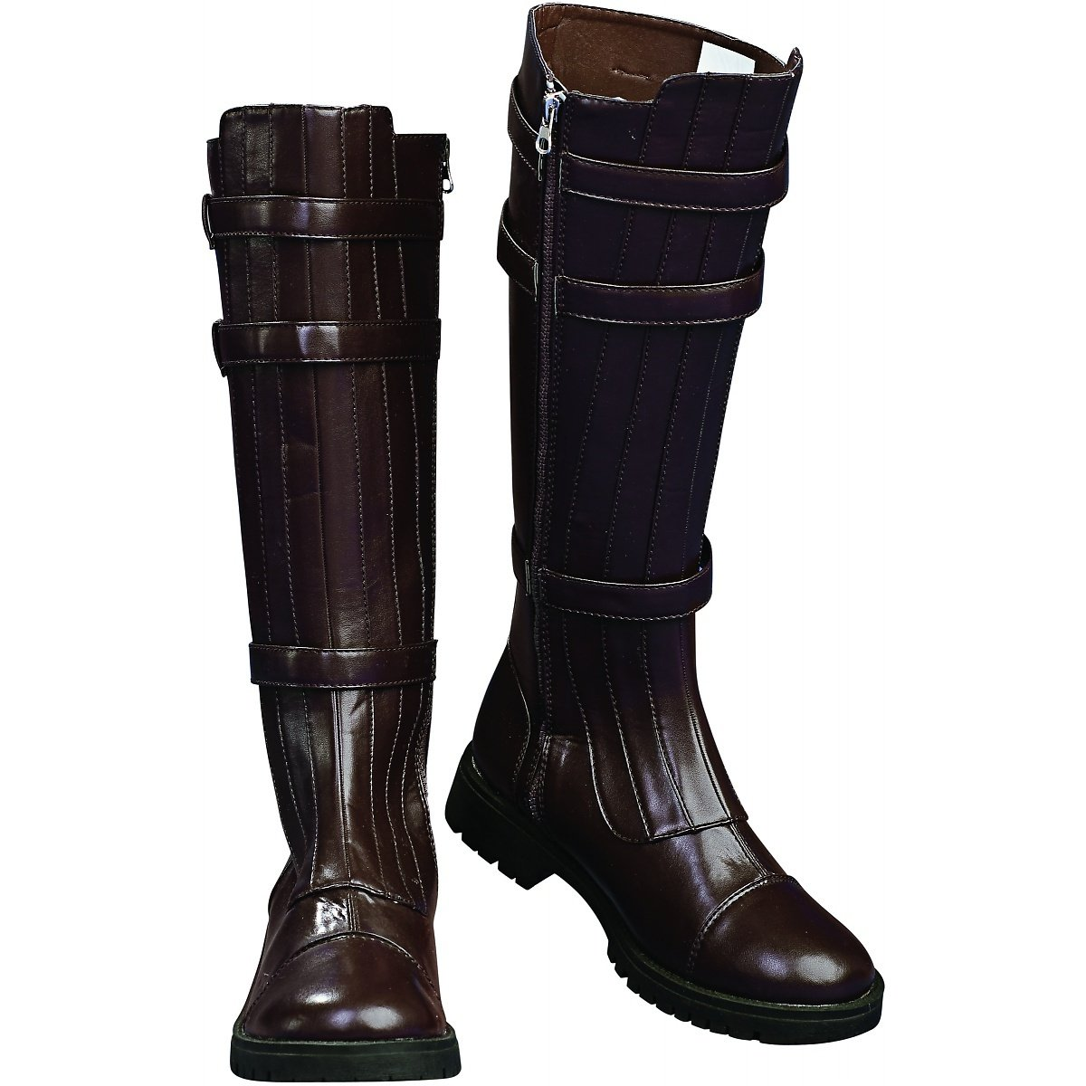 Rubie's Men's Star Wars Adult Anakin Skywalker Boots, Brown, Small