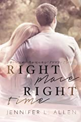 Right Place, Right Time (Second Chances Book 2) Kindle Edition