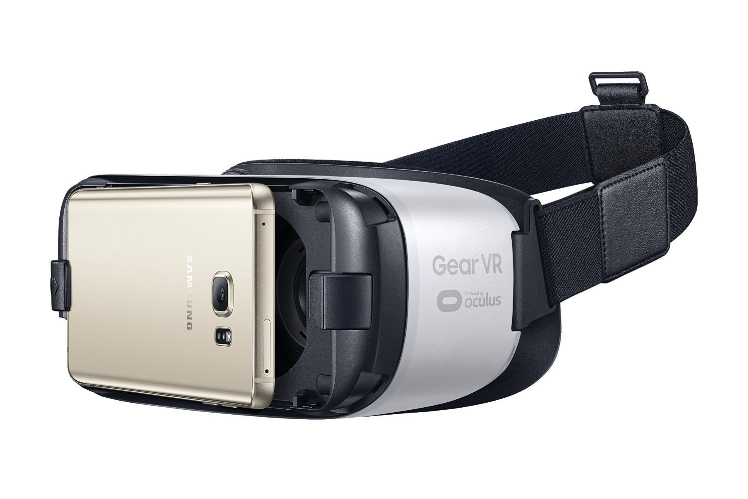 Samsung Gear VR Virtual Reality Headset Black Lightweight Easy to Use Wide FOV by Samsung (Image #4)