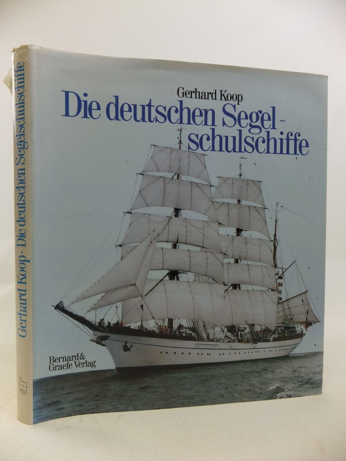 Die deutschen Segelschulschiffe