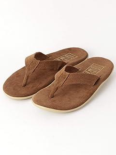 Suede Sandals 1431-499-7092: Beige