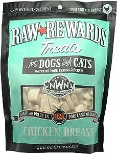 Northwest Naturals Raw Rewards Freeze-Dried Chicken Breast 10 Ounces