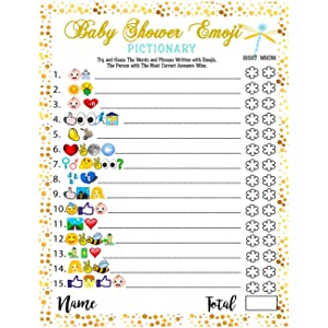 Amazon Com Price Is Right Baby Shower Game Fun Baby Shower Game