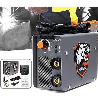 ExcLent ZX7-200 220V 10-200A 4kW mini ARC MMA Electric Stick soldador inversor