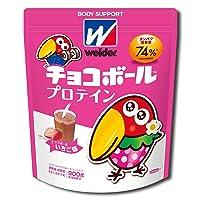 ウイダー チョコボールプロテイン Amazon.co.jp限定で登場