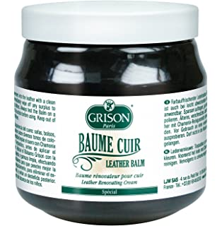 Grison Restorer Leather Renovating Balm for Leather Sofas, Chairs ...