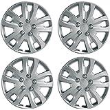 UKB4C Set 4 x Deep Dish Commercial 16 Wheel Trims Hub Caps fits VW Crafter