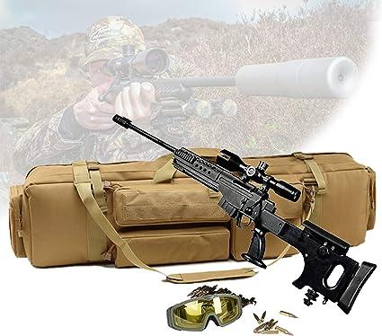 TBDLG Funda para Armas Largas, Gun Rifle Bolsa con Capacidad ...