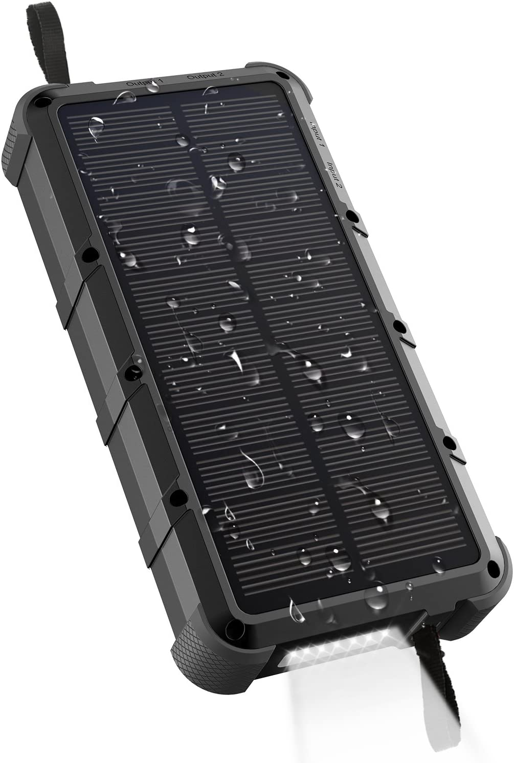 meilleur power bank solaire -decathlon-batterie externe solaire-banque d'alimentation solaire-chargeur solaire