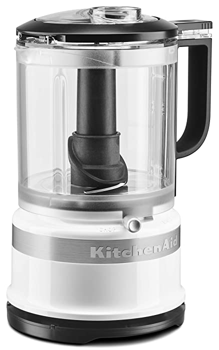 KitchenAid KFC0516WH 5 Cup whisking Accessory Food Chopper White