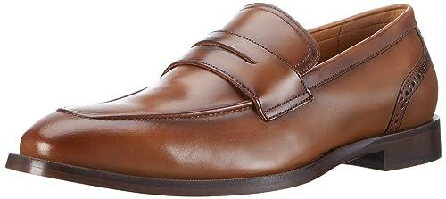 Aldo Wiellaford, Mocasines para Hombre, Marrón (28 Cognac), 39: Amazon.es: Zapatos y complementos
