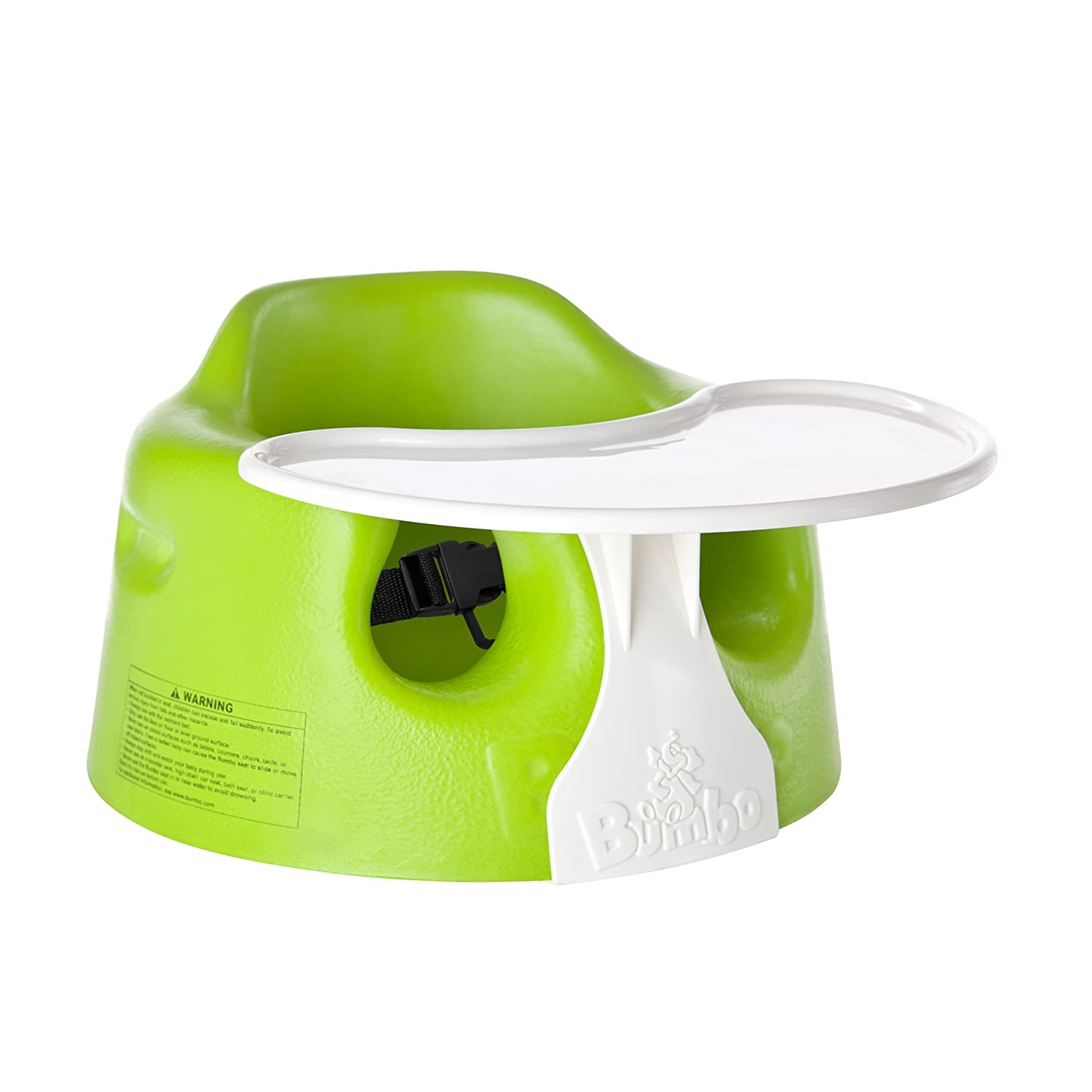 Bumbo Floor Seat and Play Tray bo Pack Lime Amazon Baby