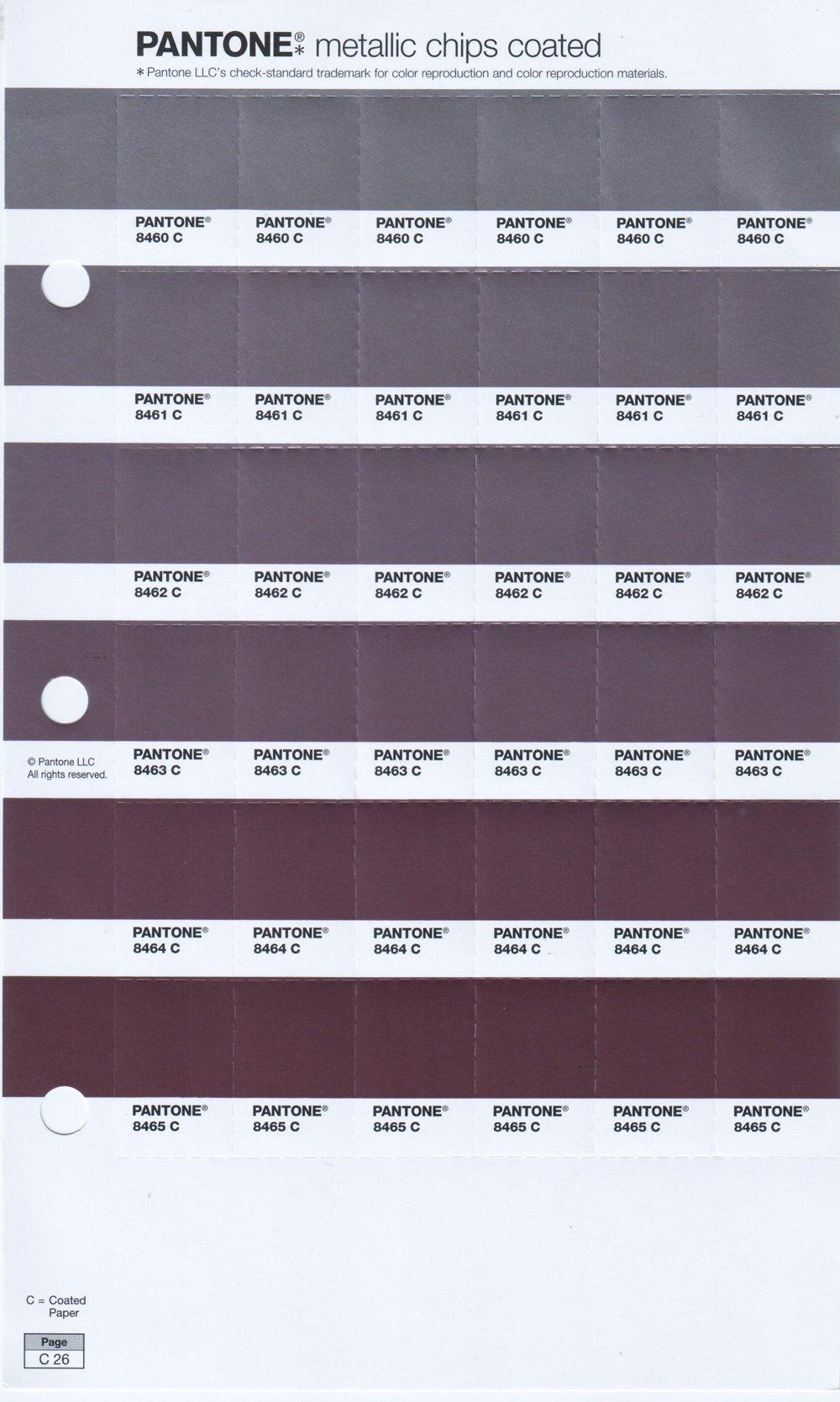 Pantone Metallics Page 23 by Pantone (Image #1)