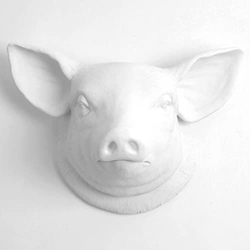Modern Farmhouse Pig Decor 'The Hamlet