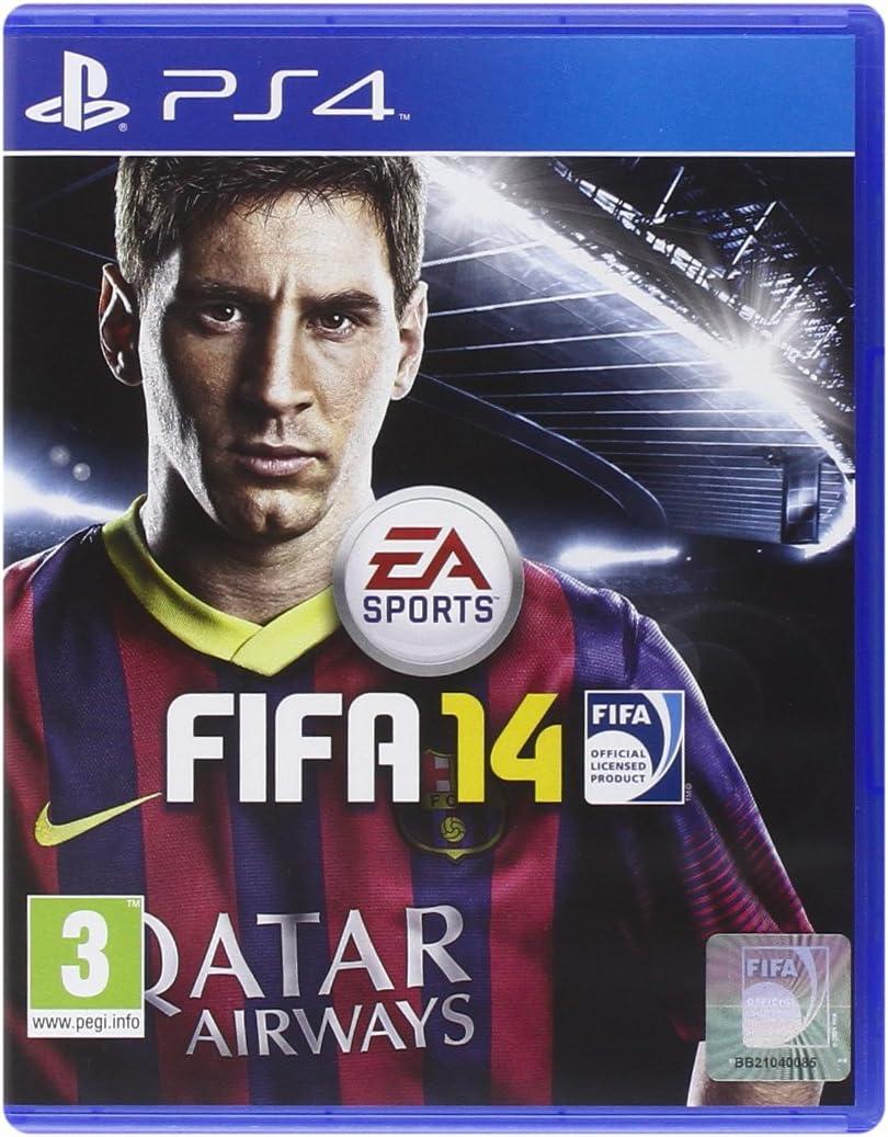 Electronic Arts FIFA 14, PS4 - Juego (PS4, PlayStation 4, Deportes, E (para todos)): Amazon.es: Videojuegos