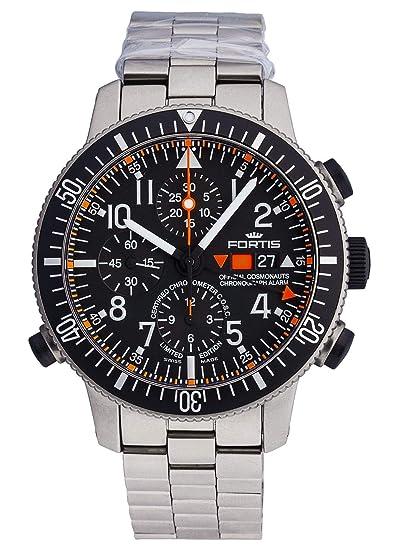 Reloj de Pulsera Fortis B-42 Oficial Cosmonauts cronógrafo Alarma – Edición Limitada – COSC