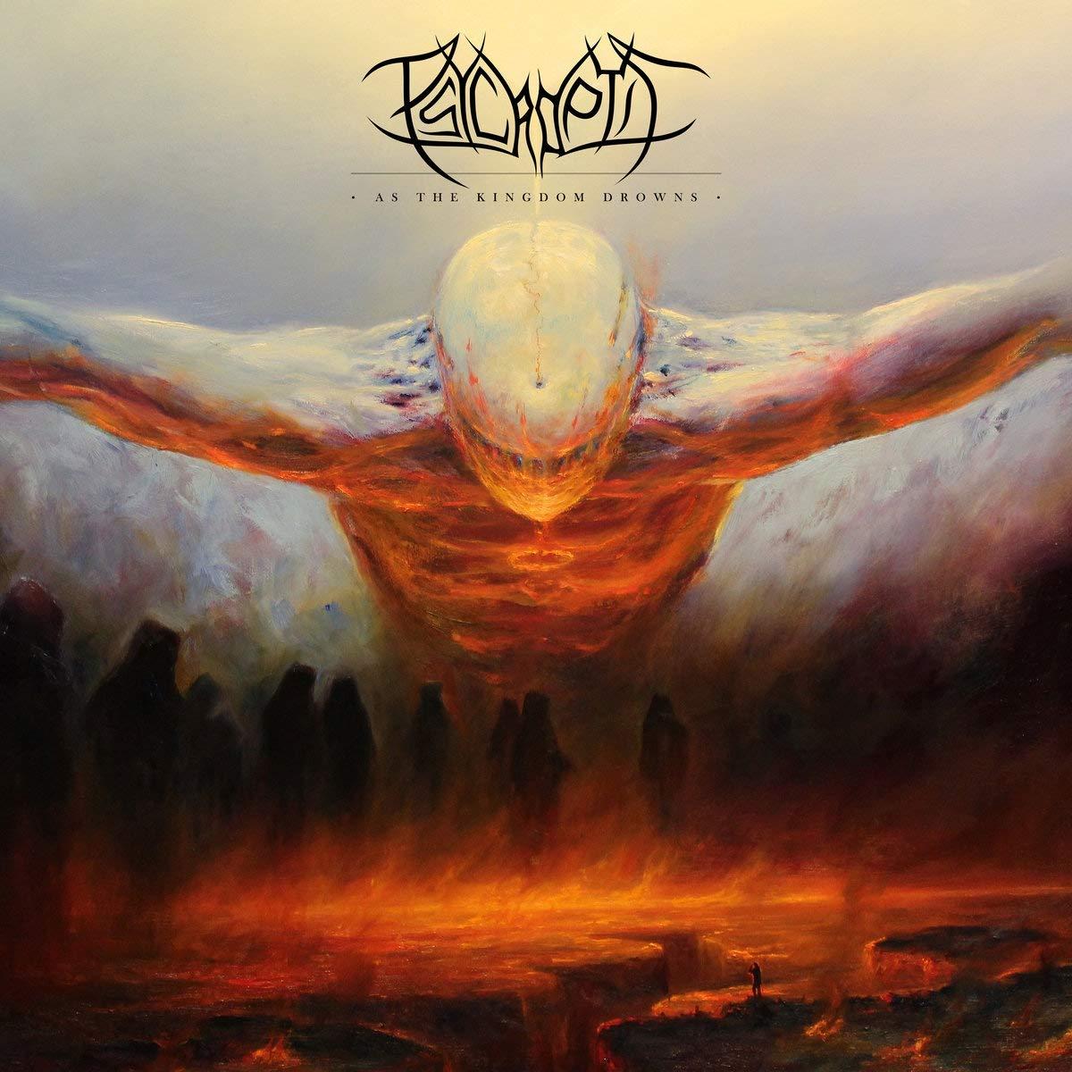 CD : Psycroptic - As The Kingdom Drowns (CD)