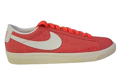 photos officielles 73ba1 b9fe2 Nike , Baskets pour Femme Orange/Blanc Arancione Fluo/Bianco ...