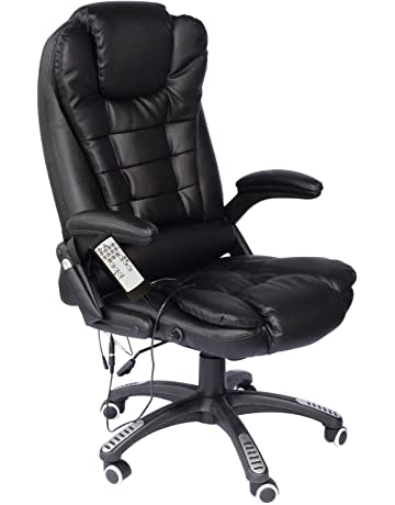 eac28a08818 Cherry Tree Furniture Executive Recline Extra Padded Office Chair