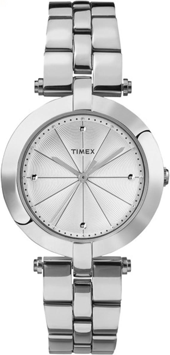 Amazon.com: Timex Greenwich de la mujer reloj, mujer ...