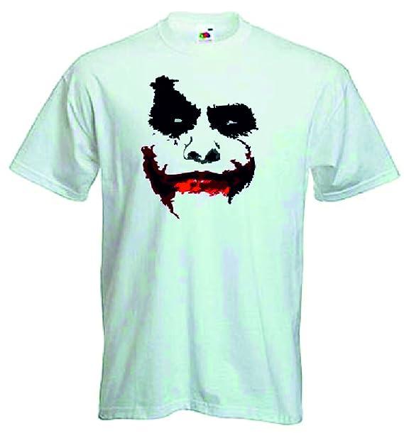 DrMugCollection Camiseta Joker Face (L)