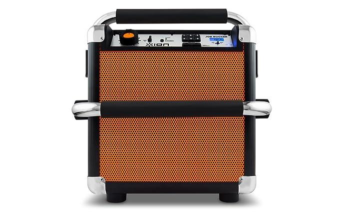 Amazon.com: ION Audio iPA30 Audio Job Rocker | Portable ...